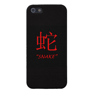 """Chinese star sign - """"Snake"""" iPhone 5 Cases"""