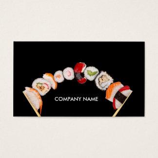 Chinese Stuff / Restaurant / Store Sushi Business Card