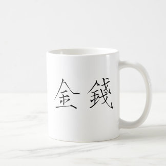 Chinese Symbol for money Coffee Mug