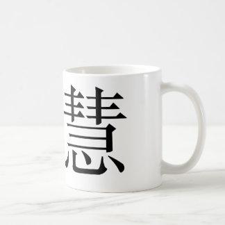 Chinese Symbol for wisdom Basic White Mug