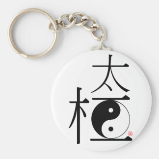 Chinese Tai Chi Ying Yang Key Ring