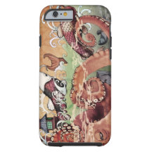 Chinese Tattoo Tough iPhone 6 Case
