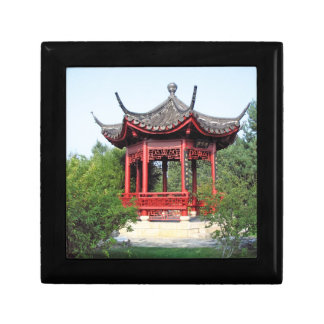 Chinese Teahouse Gift Box