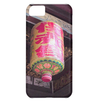 Chinese temple lantern, Singapore iPhone 5C Case