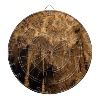 Chinese Theater Dartboard With Darts