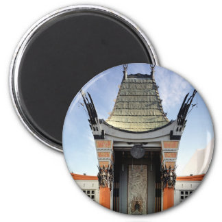Chinese Theater Magnet
