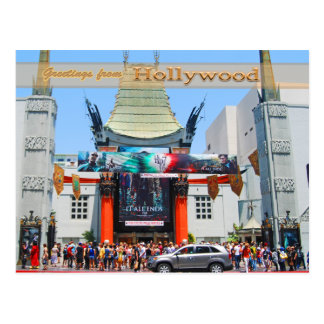 Chinese Theatre Postcards