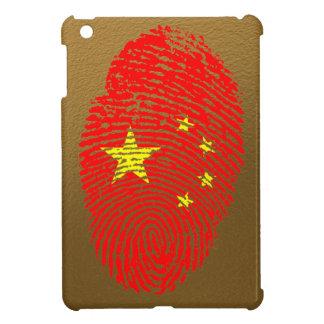 Chinese touch fingerprint flag iPad mini cases