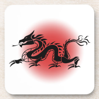 Chinese traditional dragon coaster