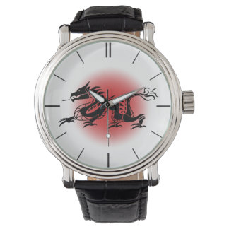 Chinese traditional dragon watch