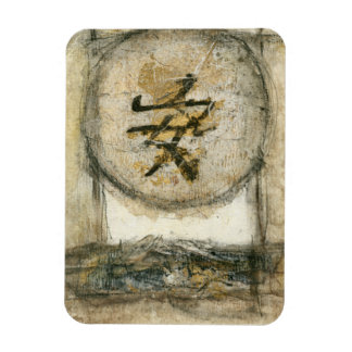Chinese Tranquility Painting by Mauro Magnets