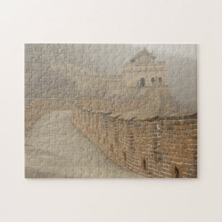Chinese wall jigsaw puzzle