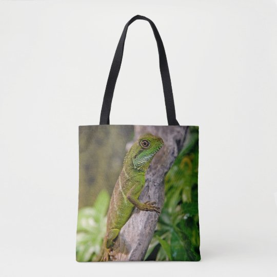 Chinese Water Dragon All Over Print Bag