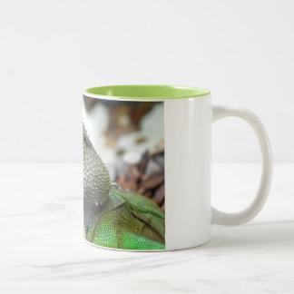 Chinese water dragon coffee mug