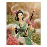 Chinese White Snake Fantasy Art Photo Print
