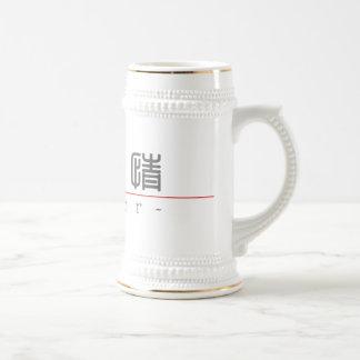 Chinese word for Ardor 10170_0.pdf Coffee Mugs
