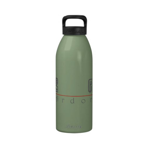 Chinese word for Ardor 10170_0.pdf Drinking Bottle