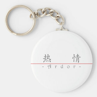 Chinese word for Ardor 10170_1.pdf Keychains