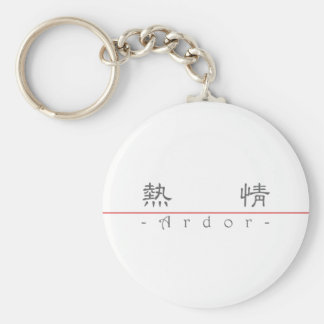 Chinese word for Ardor 10170_2.pdf Key Chains