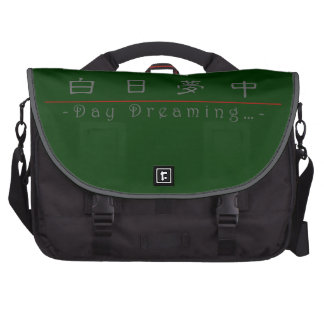 Chinese word for Day Dreaming… 10146_2 pdf Commuter Bags