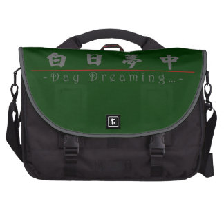 Chinese word for Day Dreaming… 10146_4 pdf Laptop Bags