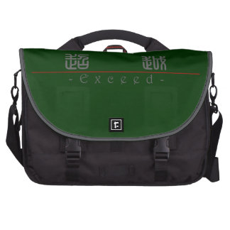 Chinese word for Exceed 10093_0 pdf Laptop Commuter Bag