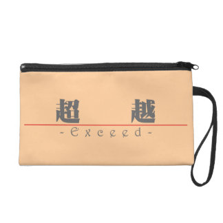 Chinese word for Exceed 10093_3 pdf Wristlet Clutch