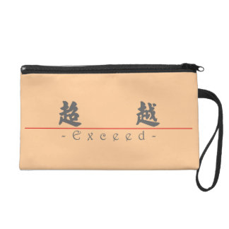 Chinese word for Exceed 10093_4 pdf Wristlet Clutches