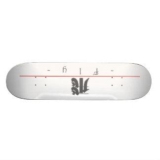 Chinese word for Fly 10177_3.pdf Custom Skateboard