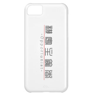 Chinese word for Opportunist 10382_0.pdf iPhone 5C Cases