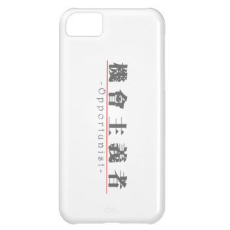 Chinese word for Opportunist 10382_3.pdf iPhone 5C Cover