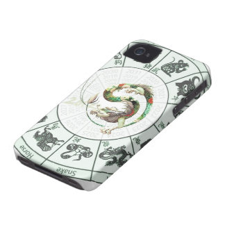 Chinese Year of the dragon 2012 iPhone 4 Covers