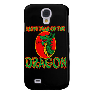 Chinese Year of the Dragon Cartoon Galaxy S4 Case