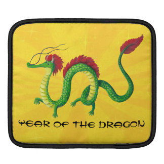 Chinese Year of The Dragon iPad Sleeves