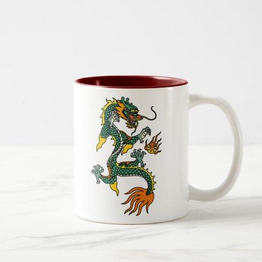 Chinese Year of the Dragon Mug