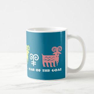 Chinese Year of the Goat Fun Gift Mugs