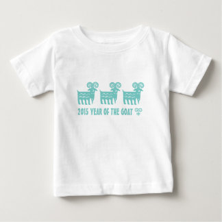 Chinese Year of the Goat Fun Gift Toddler T-Shirts