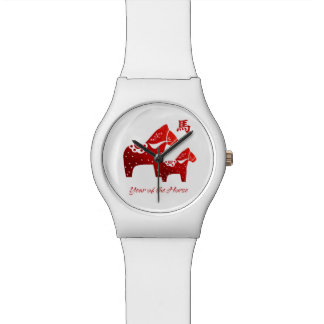 Chinese Year of the Horse Gift Wrist Watches