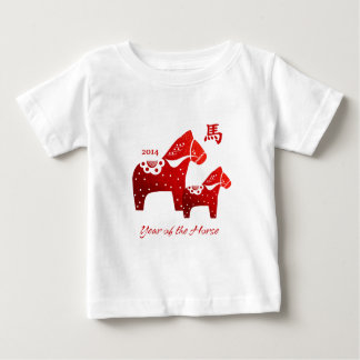 Chinese Year of the Horse Infant T-Shirt