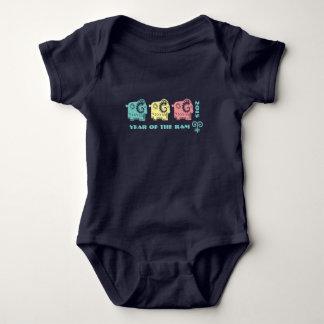 Chinese Year of the Ram Baby Sweatshirts