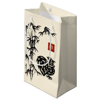 Chinese Year of the Rooster Gift Bags