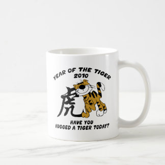 Chinese Year of The Tiger 2010 Mugs