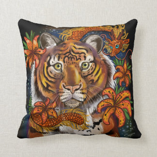 Chinese Year of the Tiger Cushion