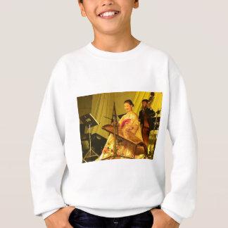 Chinese zither player, Jilin, north-east China Sweatshirt
