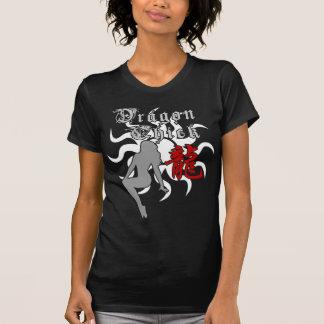 Chinese Zodiac Dragon Chick Black T-Shirt T-shirt