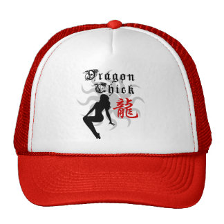 Chinese Zodiac Dragon Chick Cap
