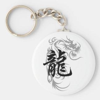 Chinese Zodiac Dragon Key Ring