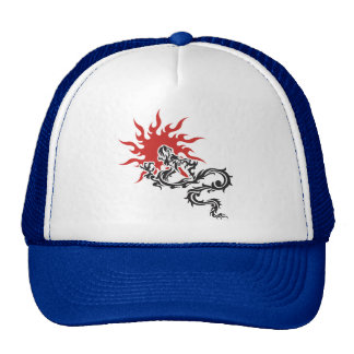 Chinese Zodiac - Fire Dragon Sign Gift Cap