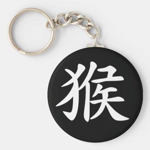 Chinese Zodiac - Monkey Key Chain