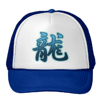 Chinese Zodiac Sign Water Dragon Gift Cap